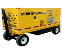 Therm Dynamics Model TD500-GSE